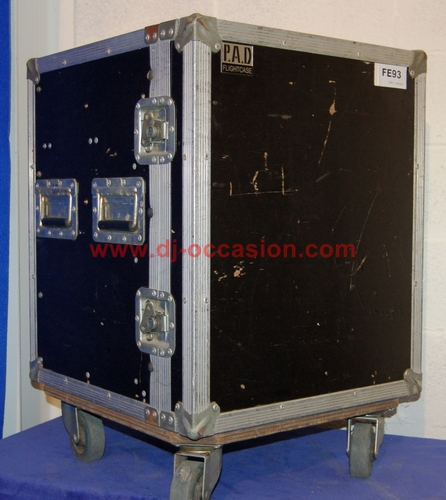 FLIGHT CASE TYPE RACK 19