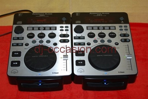 AMERICAN AUDIO  PSX PRO - PACK DE 2  PACK