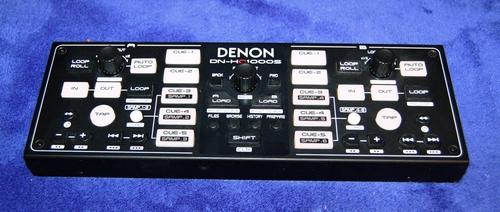 controleur DENON DN-HC1000S