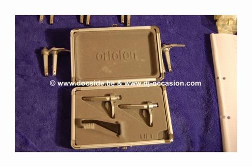 ORTOFON CONCORDE PRO + coffret  PACK