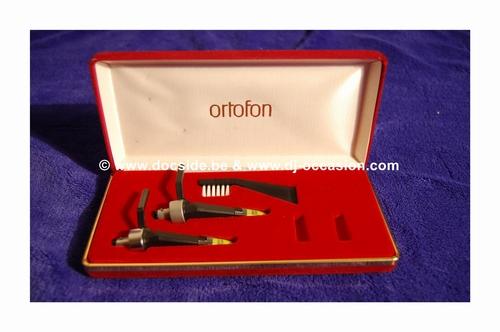ORTOFON CONCORDE NIGHT CLUB + coffret  PACK