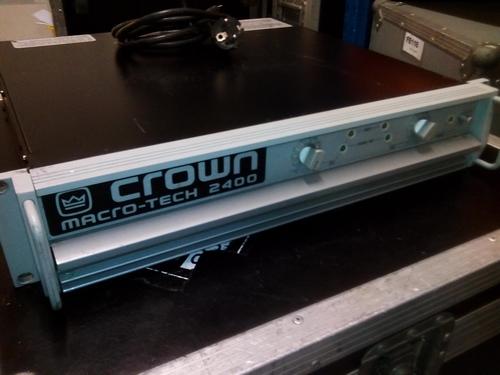 CROWN MA2400 - MACROTECH