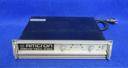 CROWN-AMCRON MA2400