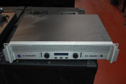 CROWN XTI4000