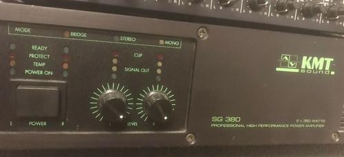 KMT SOUND SG380