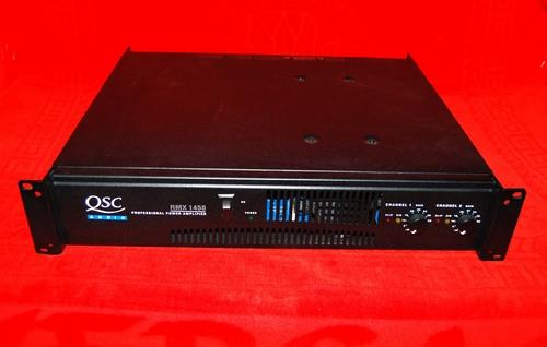 QSC RMX 1450 HD