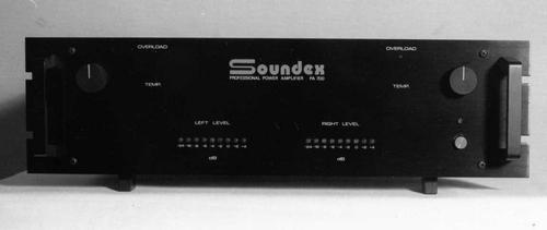 SOUNDEC PA6000