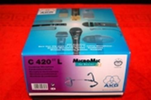 AKG - C420L - Micro casque pour emetteur