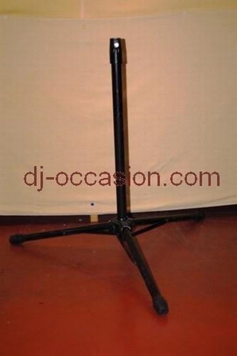 pied droit de table pour micro