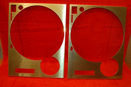 TECHNICS SL 1200/1210 DECK SAVER  SET