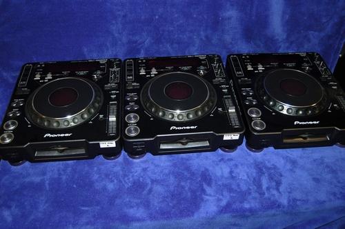 PIONEER CDJ1000 Mk3 --  - PACK DE 3  PACK