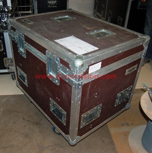 FLIGHT CASE TYPE MALLE  - EX MARTIN MAC 250 KRYPTON