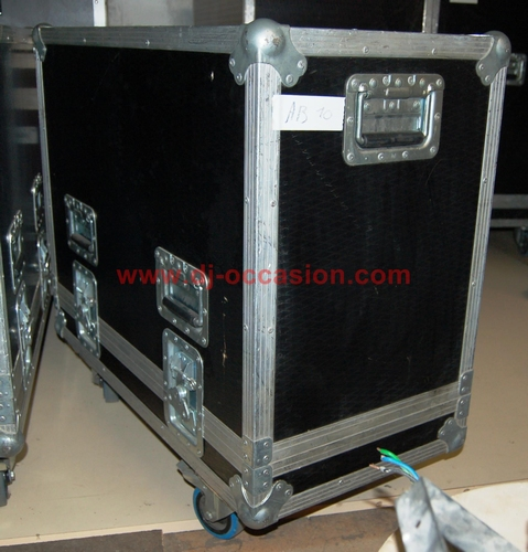 FLIGHT CASE CLOCHE TYPE MALLE / COFFRE