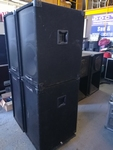 ELECTRO VOICE SYSTEME ELIMINATOR I - 1400W  SET