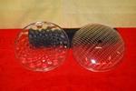 PAR 64 lentilles de verre
